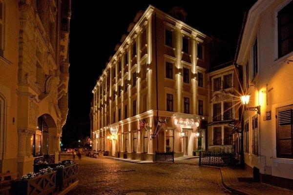 Hotel Justus - фото 21