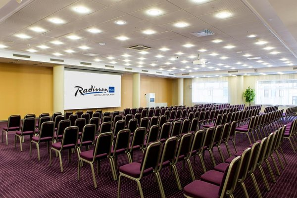 Radisson Blu Latvija Conference & Spa Hotel, Riga - 16