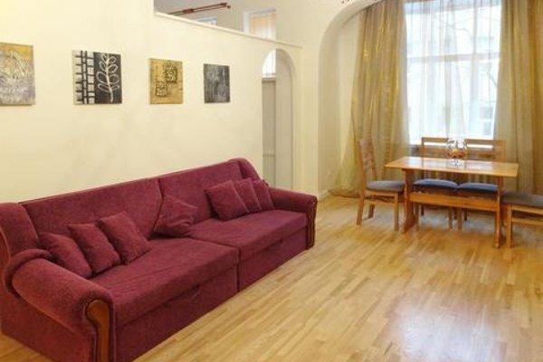 Apartments RigaApartment - 12