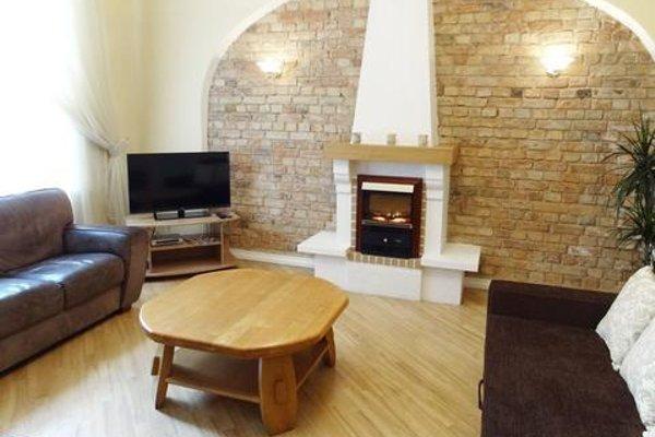 Apartments RigaApartment - 8