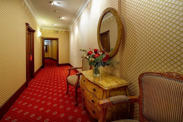 Hotel Garden Palace - фото 13