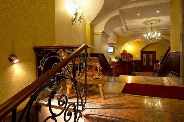 Hotel Garden Palace - фото 14