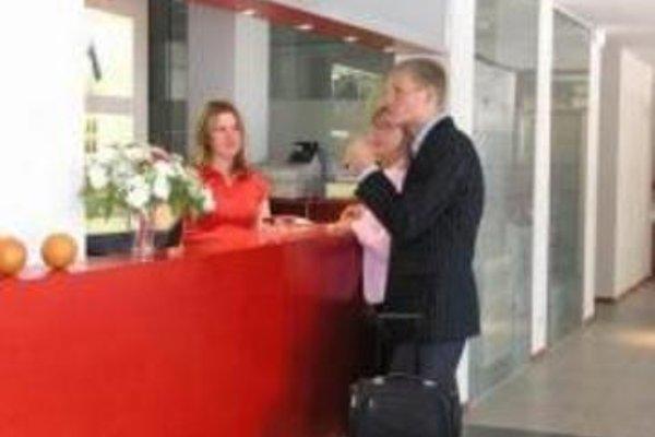 Hotel ABC Airport - фото 13