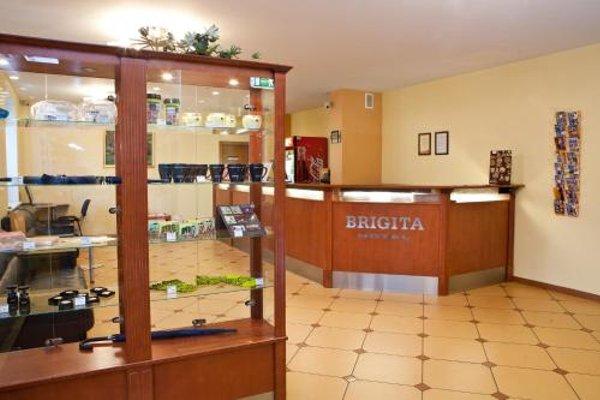 Гостиница Бригита - фото 19