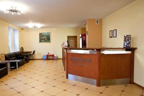 Гостиница Бригита - фото 20