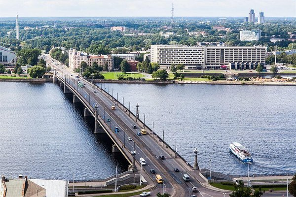 Radisson Blu Daugava Hotel, Riga - фото 22