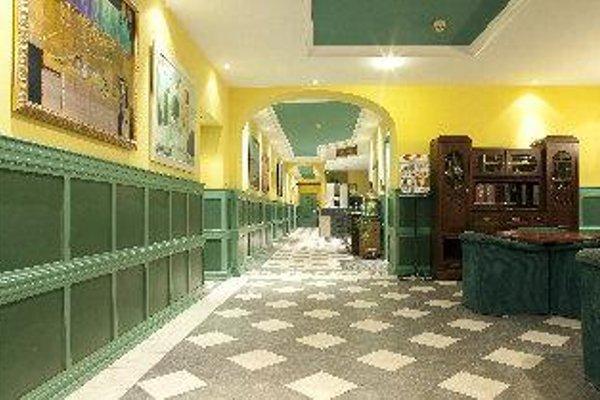 Отель Art Hotel Laine - фото 13