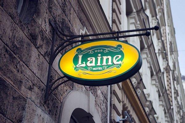 Отель Art Hotel Laine - фото 19