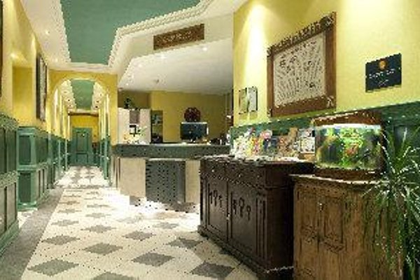 Отель Art Hotel Laine - фото 8