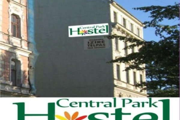 Central Park Hostel - фото 23