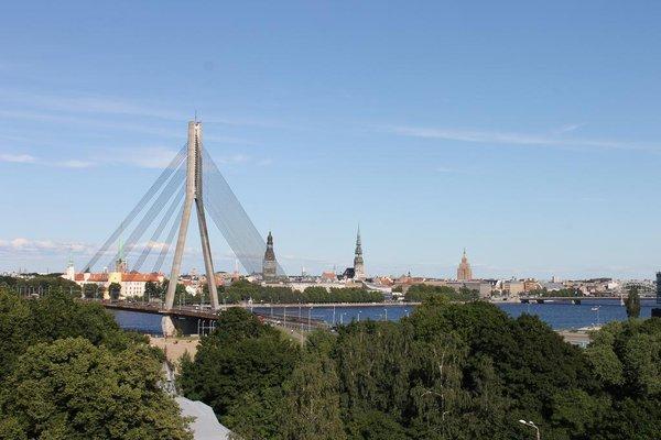 Riga Islande Hotel - фото 22