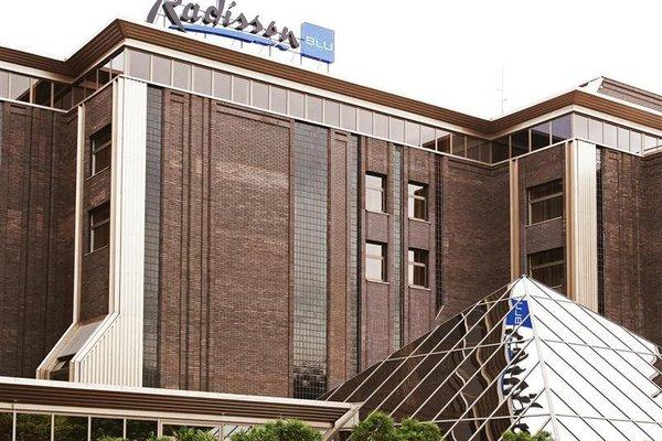 Radisson Blu Ridzene Hotel, Riga - фото 50