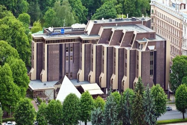 Radisson Blu Ridzene Hotel, Riga - фото 20