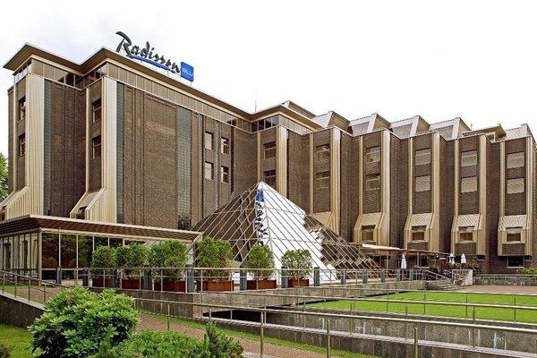 Radisson Blu Ridzene Hotel, Riga - фото 22