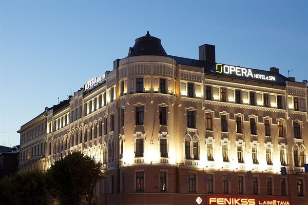 Opera Hotel & Spa - фото 50