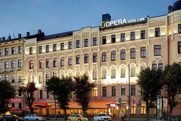 Opera Hotel & Spa - фото 22