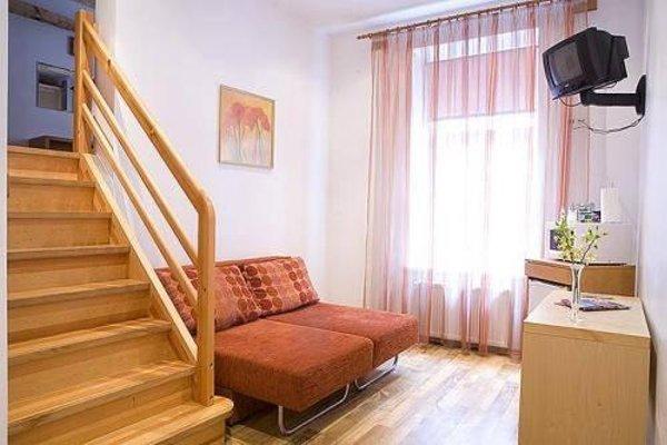Hotel B&B Riga - фото 16