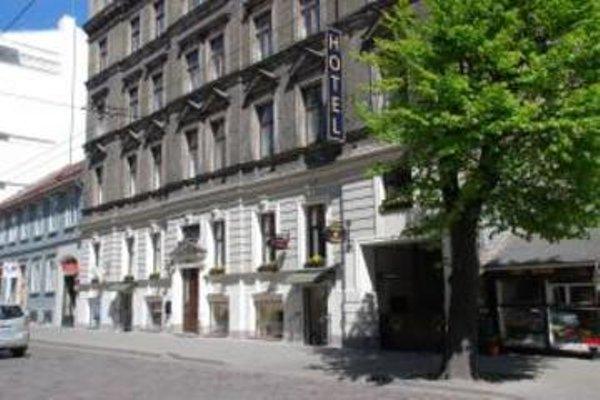 Hotel B&B Riga - фото 20