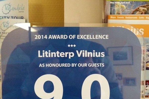 Отель Litinterp Vilnius - фото 15