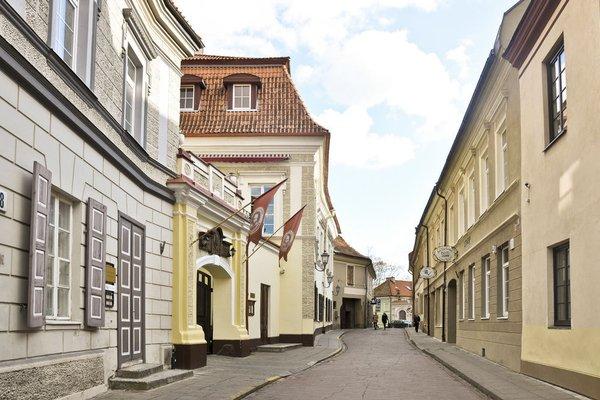 Отель Litinterp Vilnius - фото 21