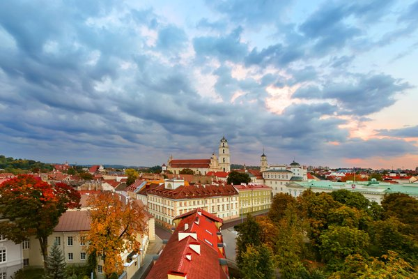 Kempinski Hotel Cathedral Square - фото 22