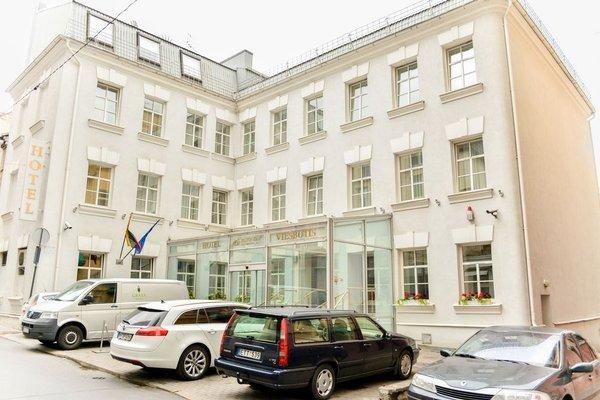 Ratonda Centrum Hotel (Ратонда Центрум Отель) - фото 50