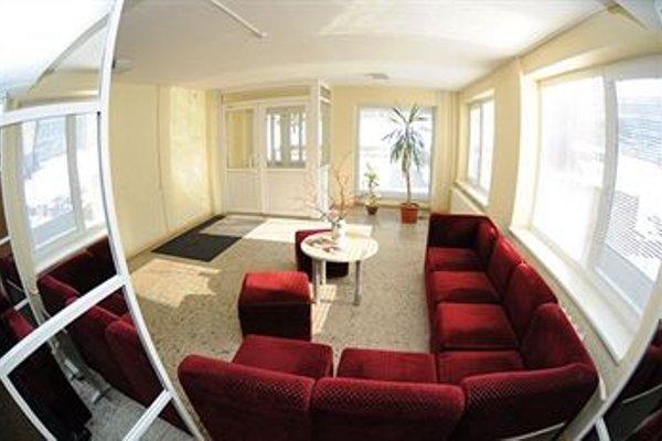 LEU Guest House (ЛЕУ Гест Хаус) - фото 16