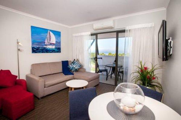 Manly Marina Cove Motel - 6