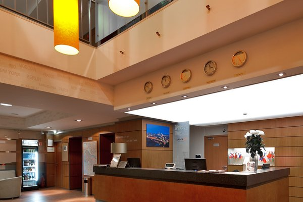 Hotel Europa City Vilnius - фото 14