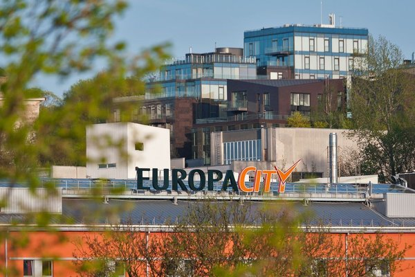 Hotel Europa City Vilnius - фото 21