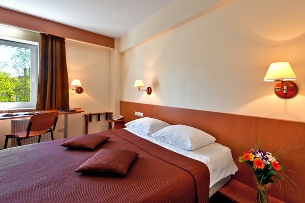 Hotel Europa City Vilnius - фото 4
