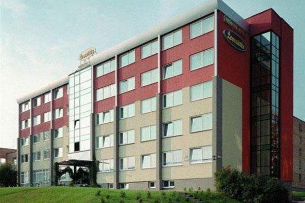 Отель Zemaites - фото 22