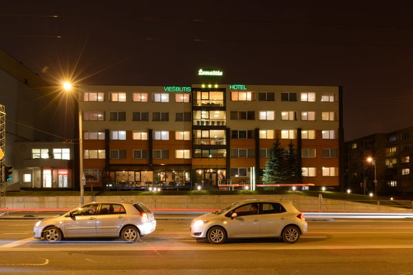 Отель Zemaites - фото 23