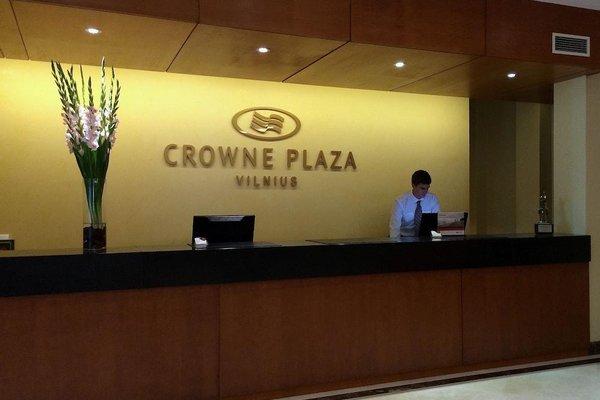 Crowne Plaza Vilnius - фото 15
