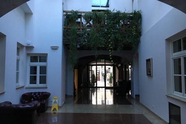Atrium Hotel - фото 14