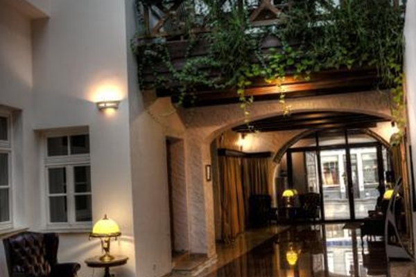 Atrium Hotel - фото 7