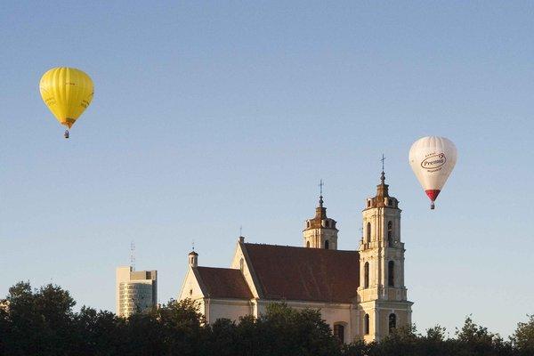 Novotel Vilnius Centre - фото 23