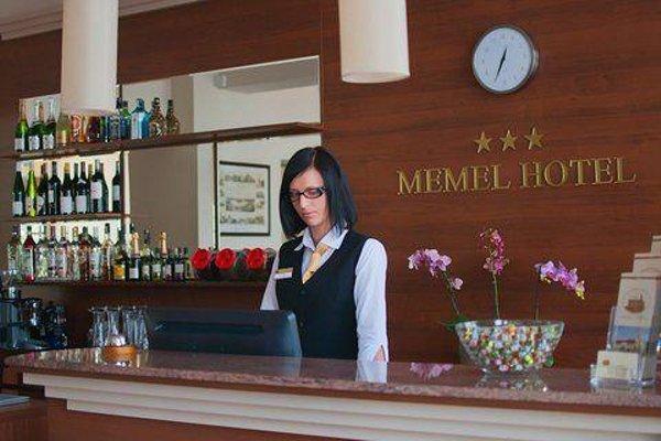 Отель Memel - фото 15