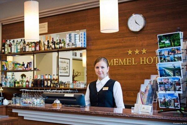 Отель Memel - фото 16