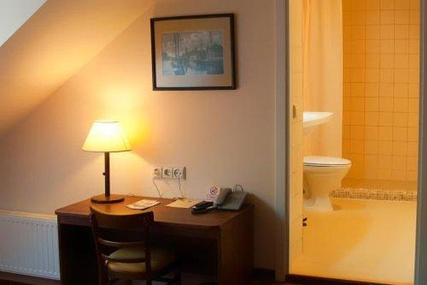 Отель Memel - фото 5