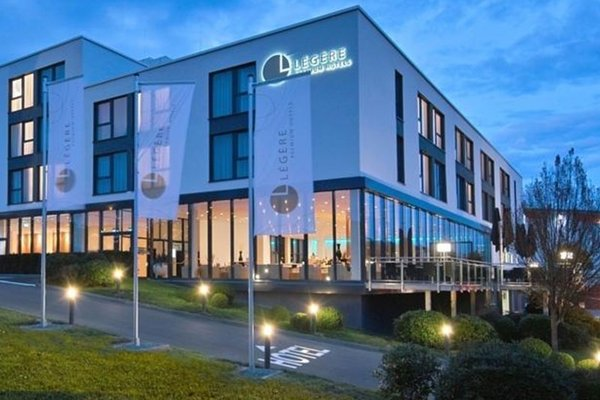 Legere Hotel Luxembourg - фото 22