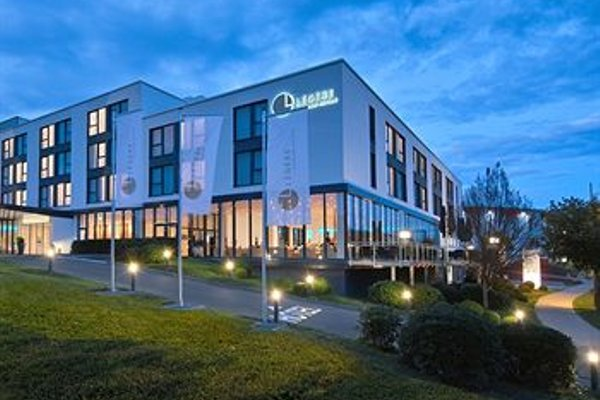 Legere Hotel Luxembourg - фото 23