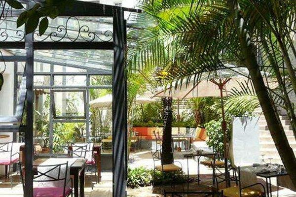 Hotel Restaurant La Ribaudiere - 21