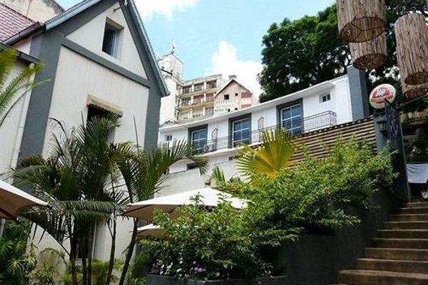 Hotel Restaurant La Ribaudiere - 23