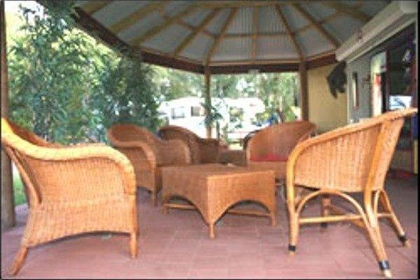 Mandurah Caravan and Tourist Park - фото 12