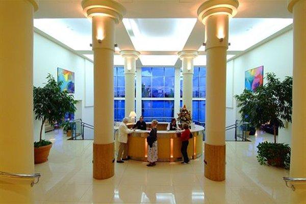 Cavalieri Art Hotel - 7