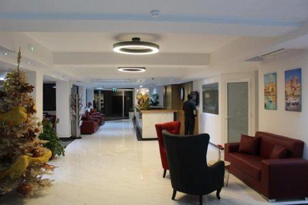 Dean Hamlet Hotel - фото 7
