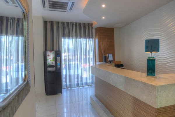 Carlton Hotel - фото 13