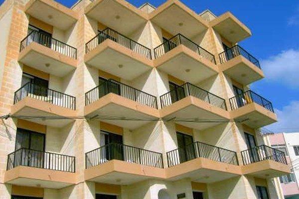 Shamrock Apartments - фото 22