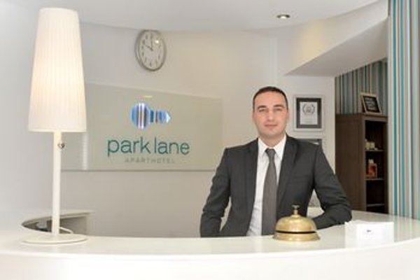 Park Lane Aparthotel - фото 18